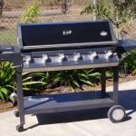 6 Burner BBQ